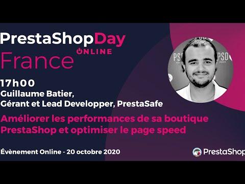 Améliorer les performances de sa boutique PrestaShop et optimiser le page speed
