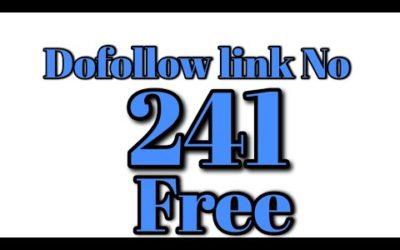 Free .Gov Dofollow Backlink (Instant Approval)