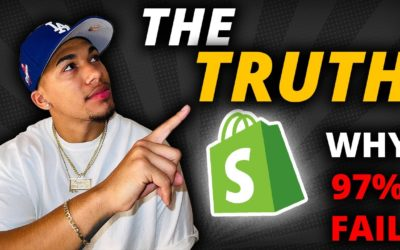 Revealing The Truth About Shopify Dropshipping..