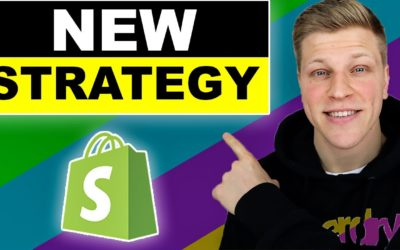 My NEW Shopify Dropshipping Strategy Revealed (2021 Tutorial)