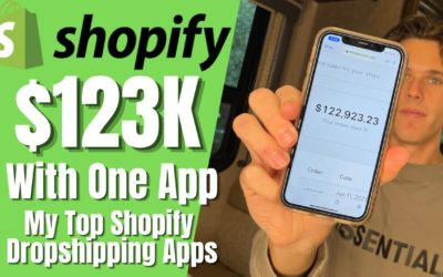 Top Shopify Dropshipping Apps You Need To Scale To 6 Figures🤑