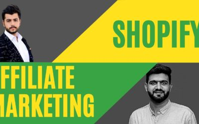 Difference between Shopify Dropshipping and Affiliate marketing? Shopify dropshipping training